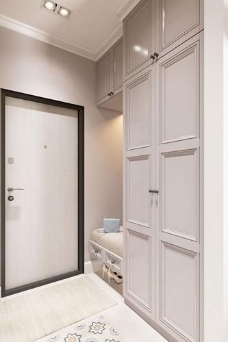 Bên trong căn hộ 35 m2 dành cho những cô gái trẻ - Ảnh 2.