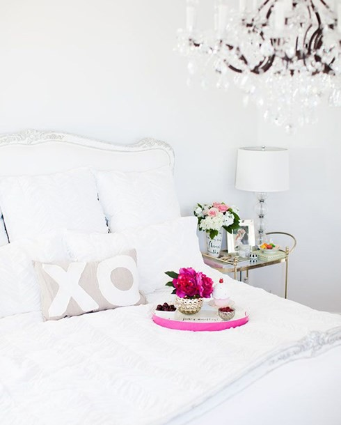 Những tông màu giúp phòng cưới của bạn thêm lãng mạn - Ảnh 2.