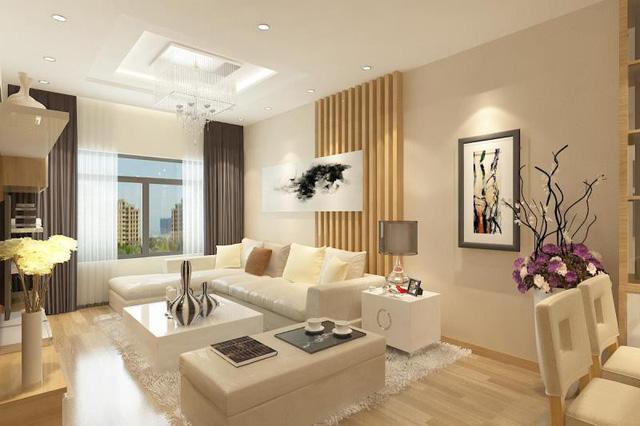 5 yếu tố giúp bạn thiết kế nội thất chung cư ấn tượng - Ảnh 2.