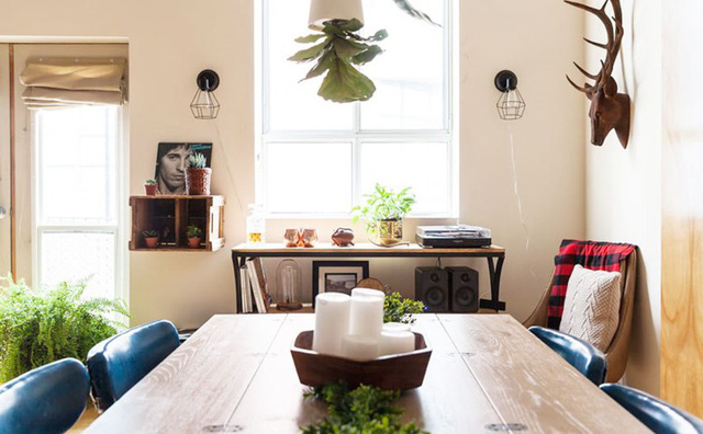 Ngôi nhà mới tận dụng nội thất cũ khéo léo - Ảnh 4.