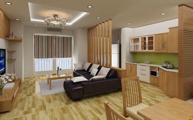 Chiêm ngưỡng những thiết kế bếp đẹp và hiện đại cho nhà chung cư - Ảnh 4.