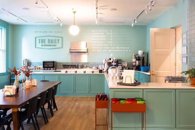 Ý tưởng thiết kế quán cà phê phong cách trẻ trung - Ảnh 4.