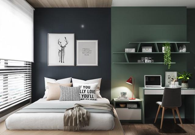 Mẫu phòng ngủ sáng tạo dành cho thanh thiếu niên - Ảnh 5.