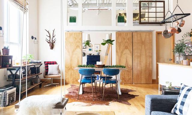 Ngôi nhà mới tận dụng nội thất cũ khéo léo - Ảnh 5.