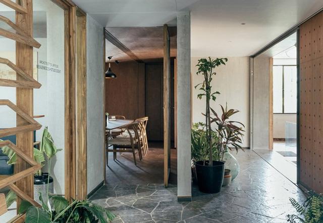 Văn phòng xanh mát mắt gần gũi với thiên nhiên - Ảnh 8.